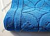 """Коврик для ванной 60х100 см """"Тритон"""", цвет синий, фото 6"""
