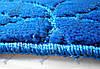 """Коврик для ванной 60х100 см """"Тритон"""", цвет синий, фото 9"""