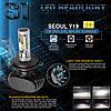 Комплект ламп SLP-S1 LED в противотуманные  фонари/ ДХО Цоколь PSX26, 21W, 3250 Люмен/Комплект, фото 3