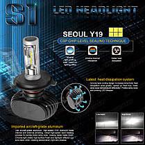 Комплект ламп SLP-S1 LED в противотуманные  фонари/ ДХО Цоколь PSX24W (H16), 21W, 3250 Люмен/Комплект, фото 3