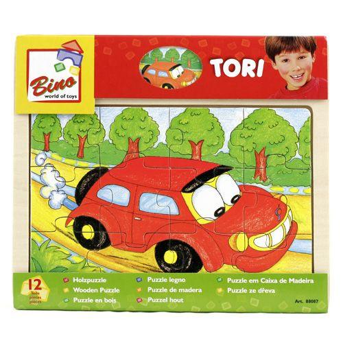 Пазлы автомобиль Tori TM Bino (88087)
