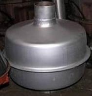 Глушитель СМД-60 Т-150 (Бочка) 72-07012.00