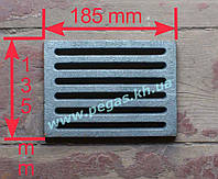 Колосник чугунный (135х185 мм)