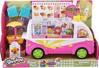 Игровой набор SHOPKINS S3 - Фургончик с мороженым (с аксес., 2 эксклюзивных шопкинса, 2 сумки) (56035)