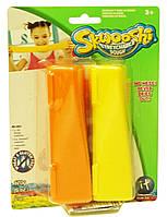 Масса для лепки, желтый и оранжевый цвет, SKWOOSHI (30013-2)