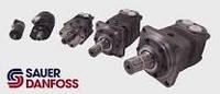 Героторные гидромоторы Sauer Danfoss серии MS (аналоги гидромоторов МГП)