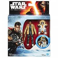 Финн (Finn) - фигурка Звездные войны: Пробуждение силы, 9,5 см, Star Wars, Hasbro (B3886-6)