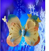 Карнавальные крылья,крылья бабочки ,MK 1408 KRK-0001
