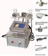 Аппарат Slim-9 Кавитация, VelaShape , биполяр, РФ лифтинг,микротоки, фото 1