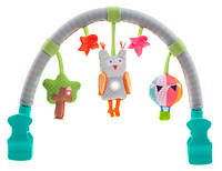 Музыкальная дуга для коляски Лесная сова (звук, свет),Taf Toys (11875)
