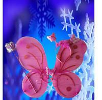 Карнавальные крылья,крылья бабочки ,MK 1408 KRK-0002
