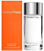 Оригинал Clinique Happy 100ml edp Клиник Хэппи ( лучезарный, жизнерадостный, оптимистичный аромат)