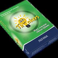 Игра Логика для детей 12-16 лет (русский язык), Thinkers (1203)