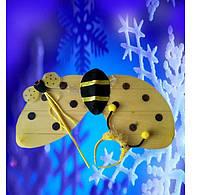 Карнавальные крылья,пчелки мушки ,MK 1408 KRK-0005