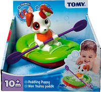 Щенок в лодке, TOMY (T72424)