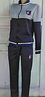 Подростковый спортивный костюм для мальчика Ден(двунитка)