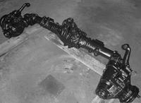 Диагностика и ремонт переднего ведущего моста и заднего моста трактора МТЗ-80, 82