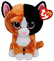 Котенок Beanie Boo's Tauri, мягкая игрушка 25 см, Ty (37064)