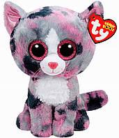 Котенок Beanie Boo's Lindi, мягкая игрушка 15 см, Ty (37172)