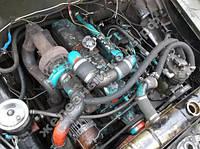 Двигатель СМД на ЗИЛ-130 (переоборудованный)