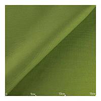 Темно-зеленая ткань для штор
