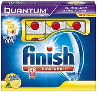 Таблетки для посудомоечной машины Finish QUANTUM Power gel 60шт