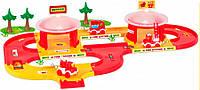 Kid Cars 3D - набор пожарная, Wader (53310)