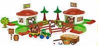 Kid Cars 3D - Ранчо, Wader (53410)