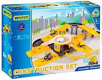 Kid Cars 3D Набор стройка, Wader (53340)