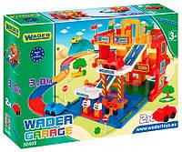 Гараж с дорогой 3 уровня, Wader (50400)