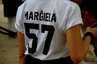 """Футболка женская с принтом """"MARGIELA 57"""""""