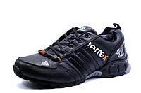 Зимние кроссовки Adidas Terrex, мужские, на меху, черные, фото 1