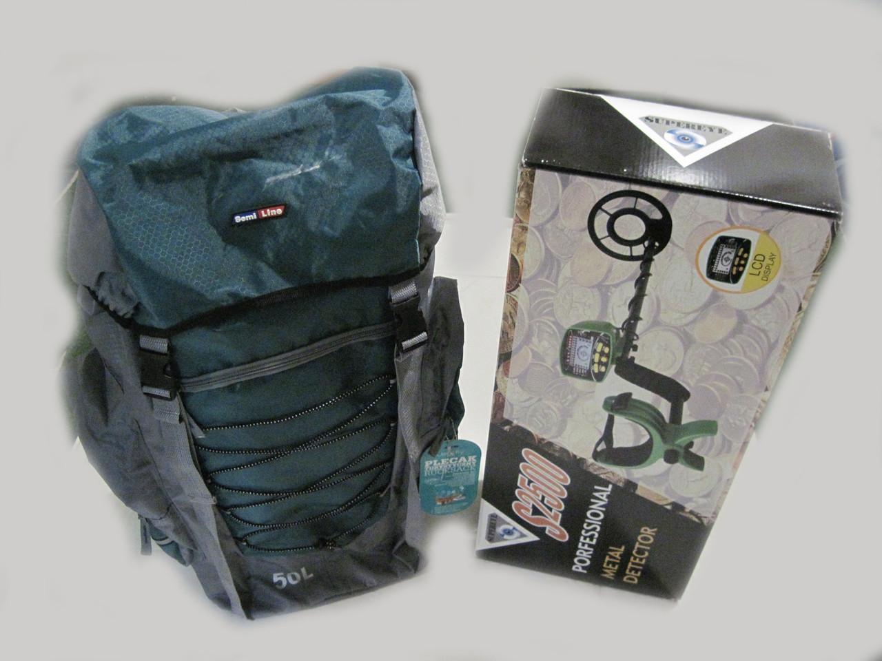 Рюкзак великий 50 літрів польський