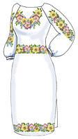 Заготовки для вишивки жіночого плаття в Украине. Сравнить цены ... 5daadd41a1b24
