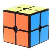 Умный кубик 2х2 черный (Smart cube Black) со срезанием углов