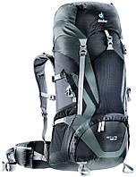 Многофункциональный туристический рюкзак 40 л. ACT Lite 40 + 10 SL DEUTER, 3340115 7410, черный