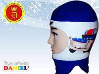 Теплые шлемы для мальчиков