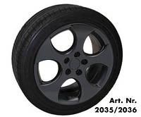 Спрей для дисков черный глянец Spray Film black glossy 2035