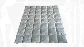 Пуховое одеяло полуторное (140х205 см.)