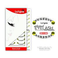 Профессиональный набор ресниц для нижнего века 10 пар - Make Up Me LashPro ML240