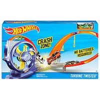 Hot Wheels Turbine Twister Трек Турбина Твистер