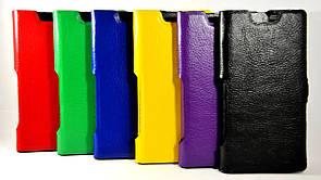 Чехол Slim-book для Alcatel Idol 2 6037Y
