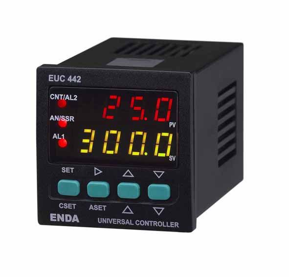 Універсальні пристрої управління EUC442