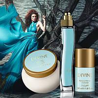 Женский парфюмированный набор Divine от Орифлейм