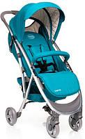 Детская коляска прогулочная 4baby Smart Dark Turkus бирюзовая Польша