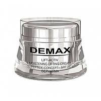 Увлажняющий лифтинг крем пептид концепт SPF 25 Demax Peptide Concept SPF 25 50 мл