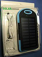 Зарядка на солнечной батарее Power Bank Solar Charger ES 500 10000 mAh