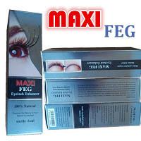 FEG MAXI 6 ml сыворотка для роста ресниц теперь в 2 раза больше оригинал с маркой, фото 1
