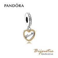 Шарм Pandora ЛЮБИМАЯ СЕМЬЯ #792011 серебро 925 Пандора оригинал