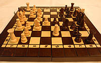 Сувенирный набор шахматы, шашки, нарды, фото 1